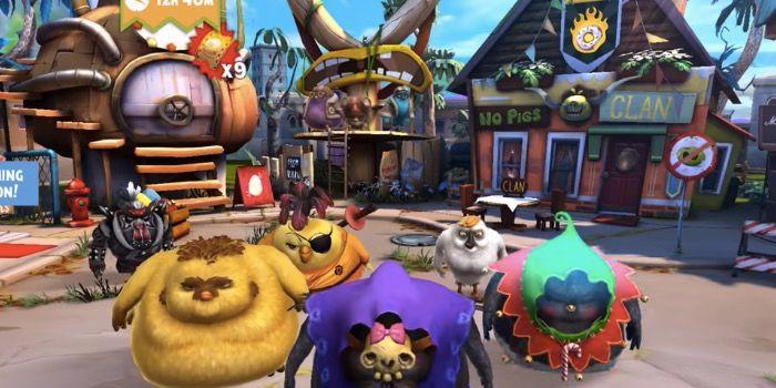Descargar Angry Birds Evolution para Android