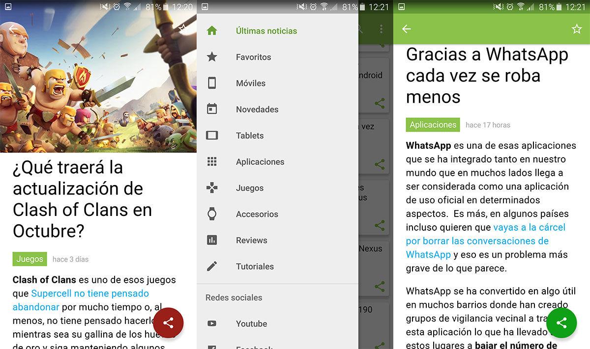 Descargar Aplicación AndroidPhoria