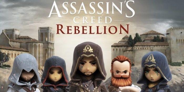 Descargar Assassins Creed Rebelion para Android