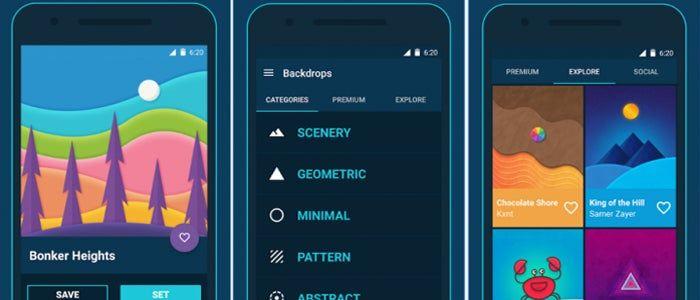 Descargar Backdrops para Android