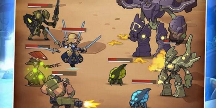 Descargar Battleborn Tap para Android