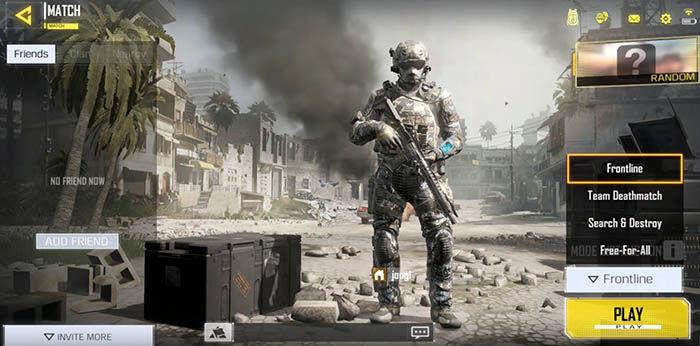 Descargar COD Mobile Legends of War
