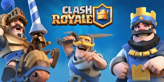 Descargar Clash Royale desde APKMirror