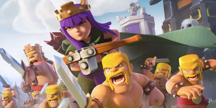 Descargar Clash of Clans 9.256.4 APK