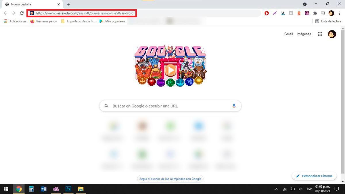 Descargar Cuevana 3 para PC