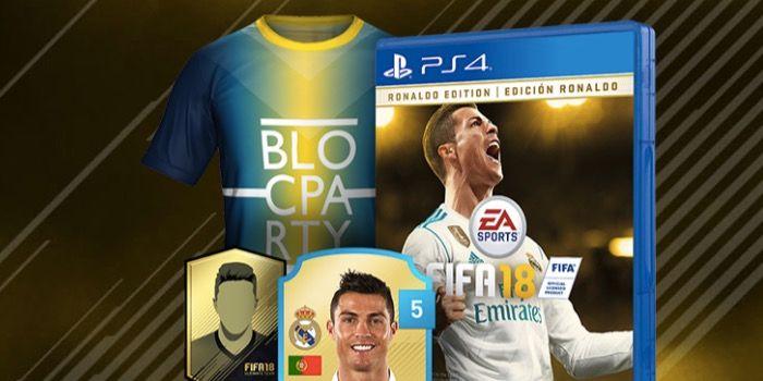Descargar la app de FIFA 18 para Android