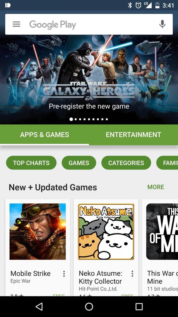 Descargar Google Play Store 6.0.0 APK