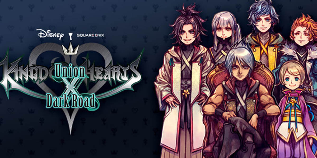 Descargar Kingdom Hearts Dark Road