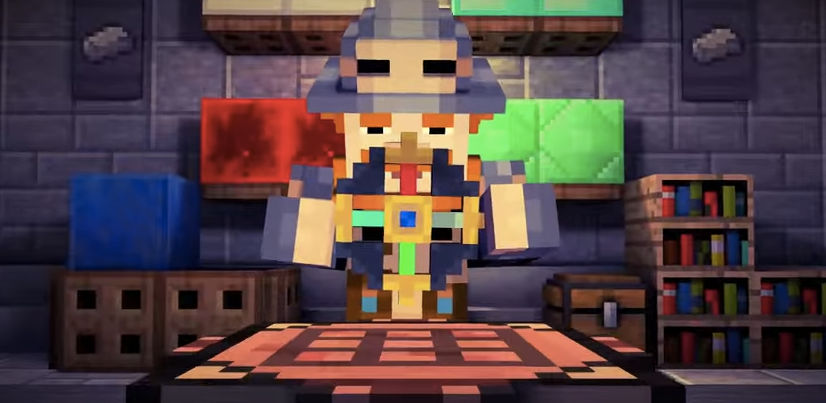 Descargar Minecraft: Story Mode para Android