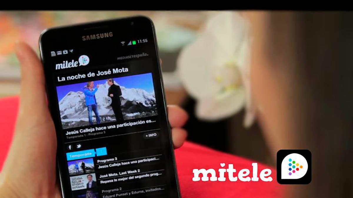 Descargar Mitele para Android