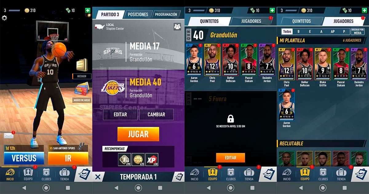 Descargar NBA Ball Stars para Android