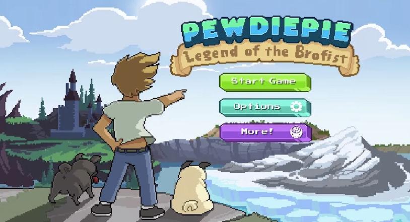 Descargar PewDiePie: Legend of the Brofist en Google Play