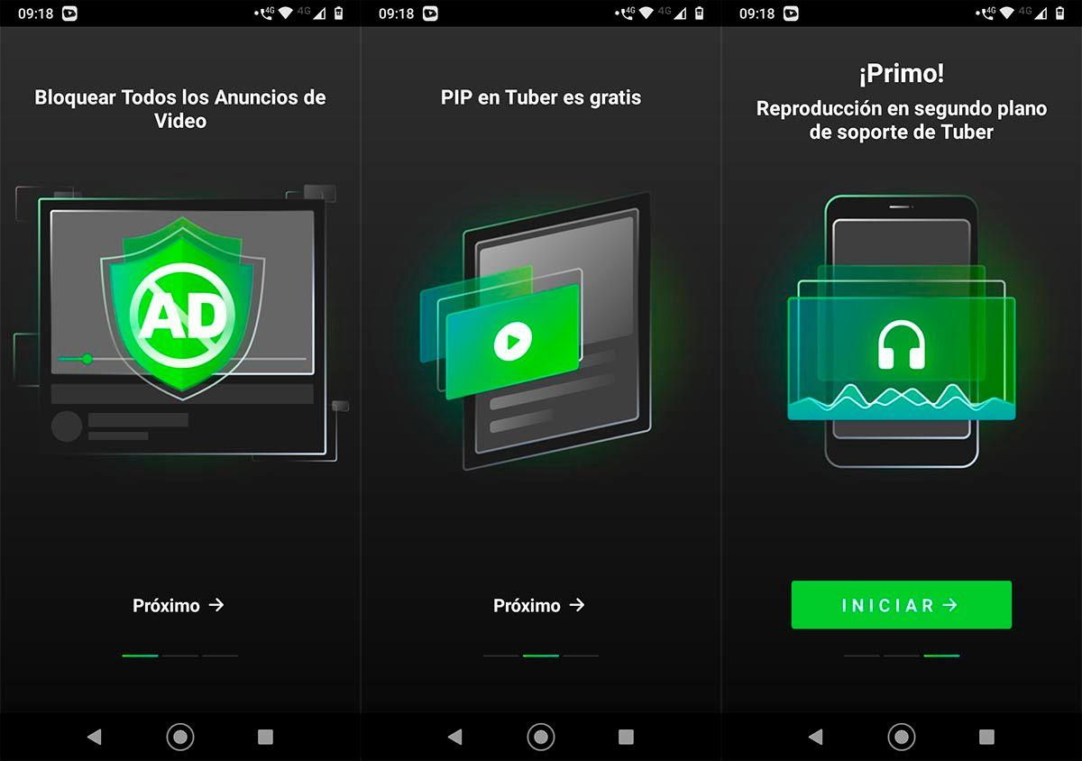 Descargar Pure Tuber para Android