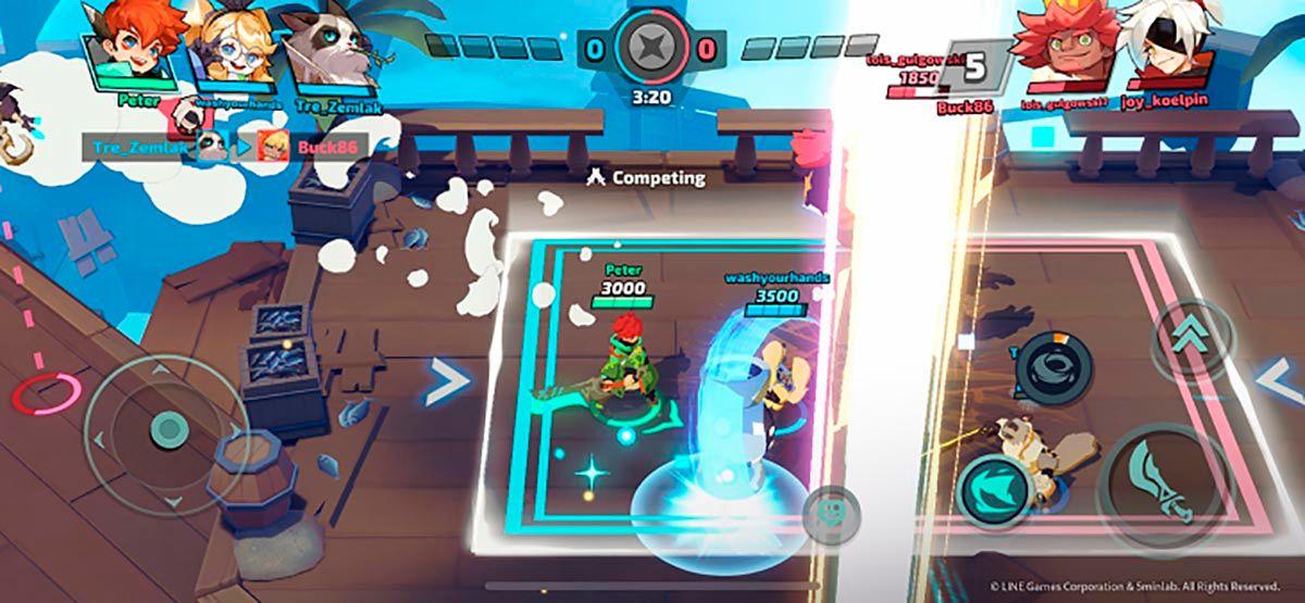Descargar Smash Legends para Android