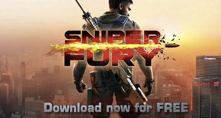 Descargar Sniper Fury: Dispara tu Arma para Android