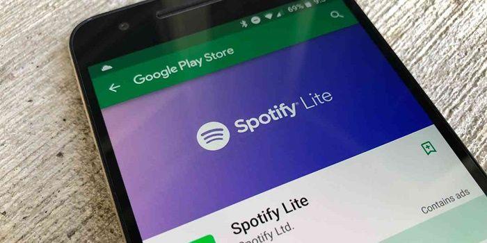Descargar Spotify Lite para Android