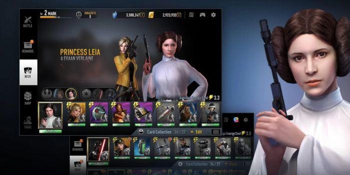 Descargar Star Wars Force Arena para Android