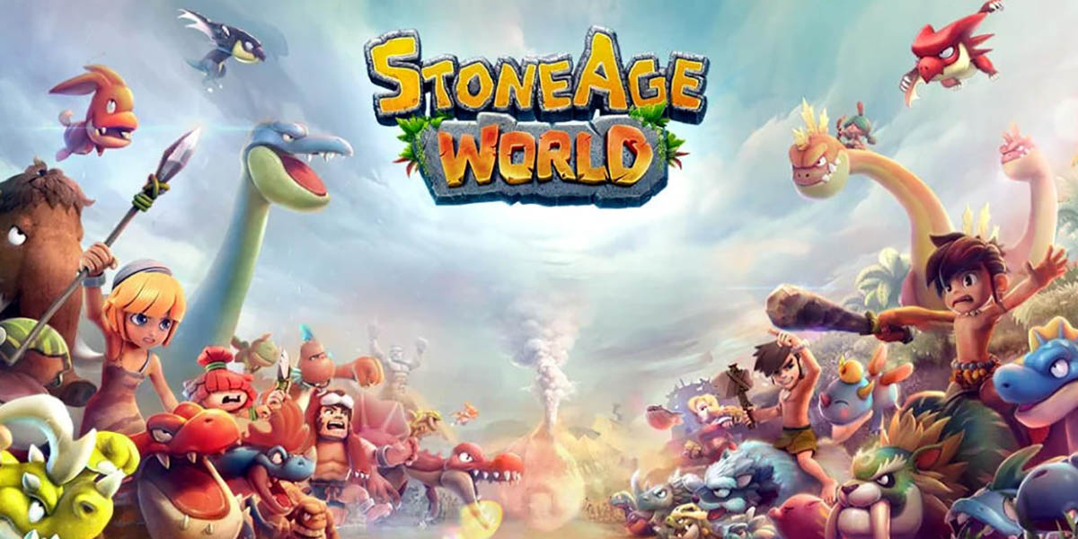 Descargar StoneAge World clon de Pokemon