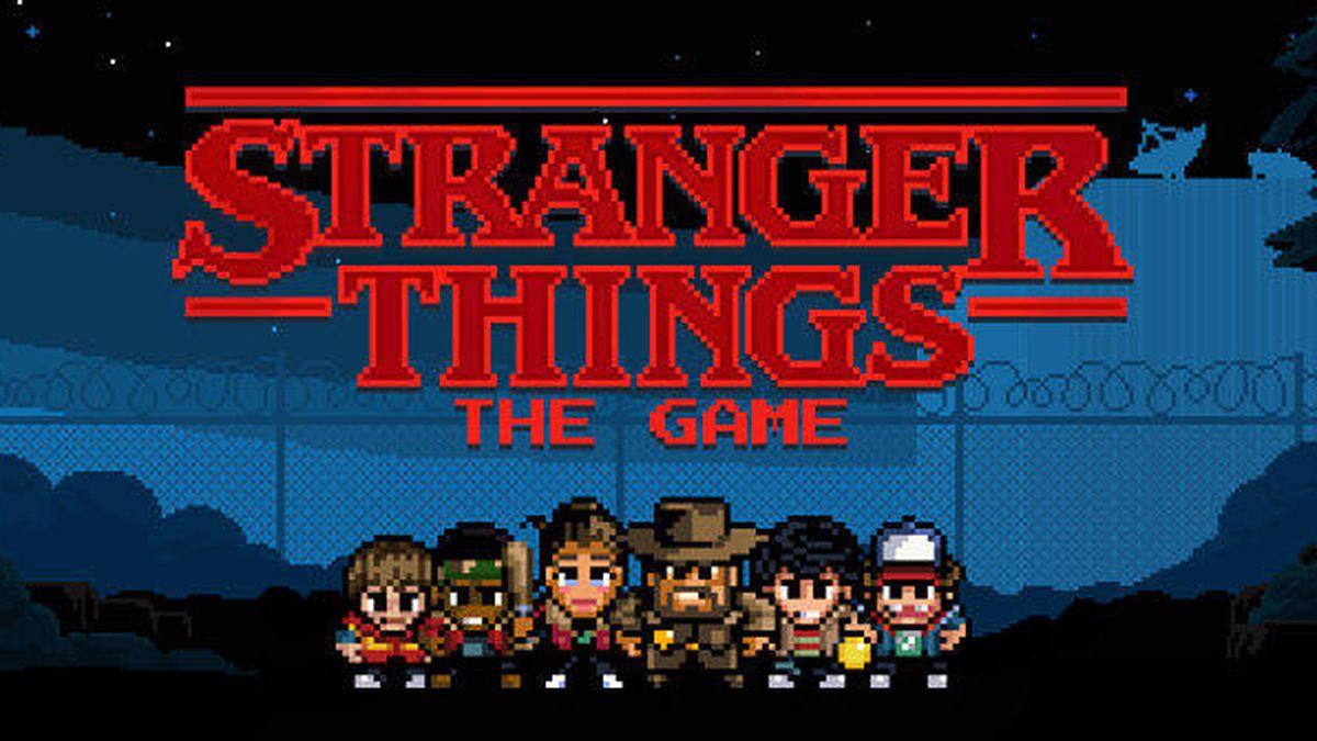 Descargar Stranger Things 1984 Netflix