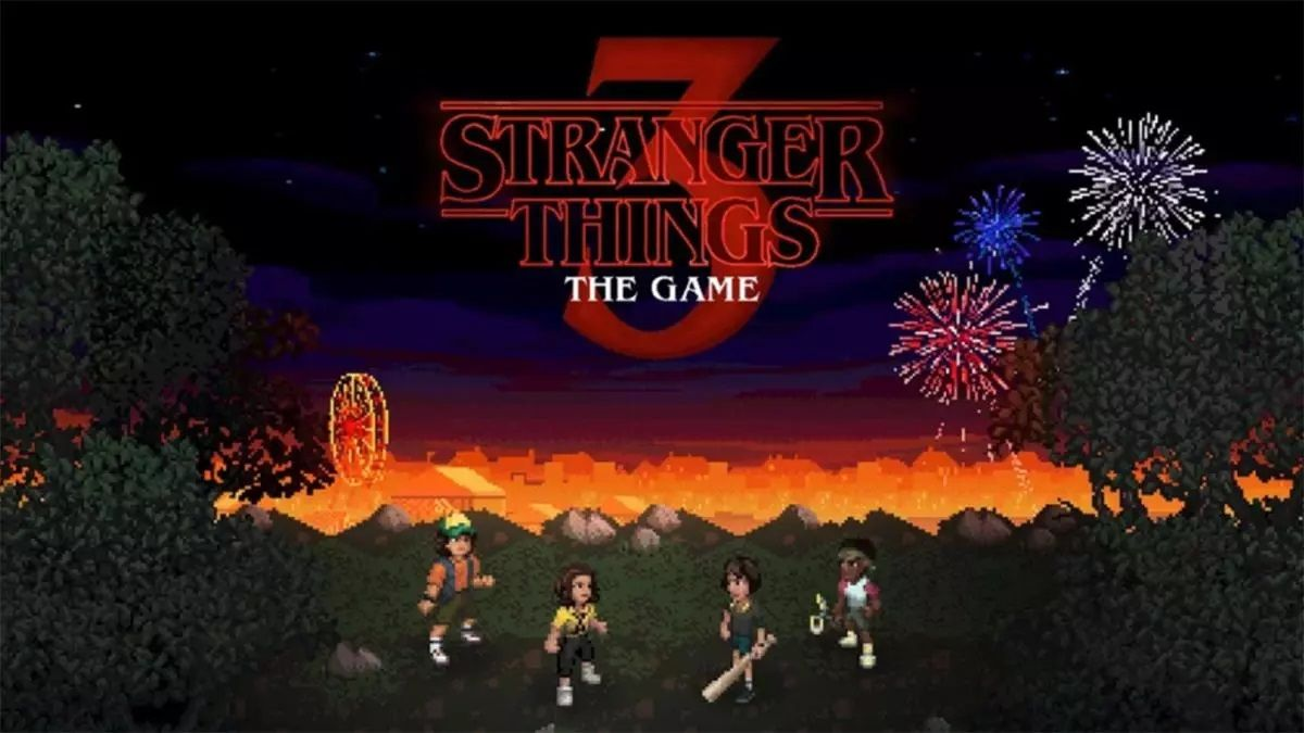 Descargar Stranger Things 3 The Game APK