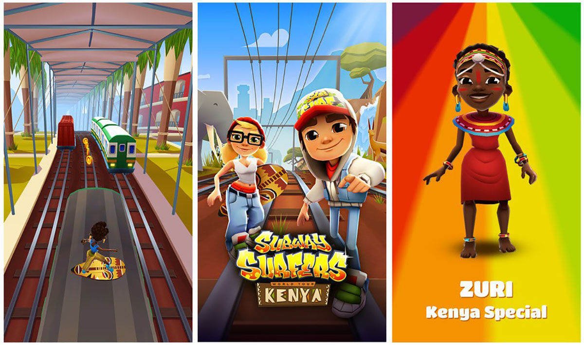Descargar Subway Surfers APK