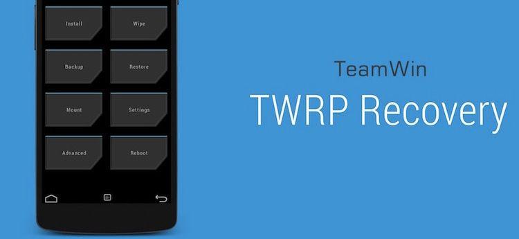 Descargar TWRP 3.0 APK
