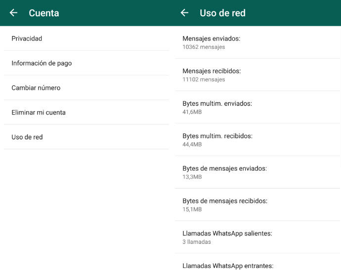Descargar WhatsApp 2.12.224 y guardar conversaciones en Google Drive2