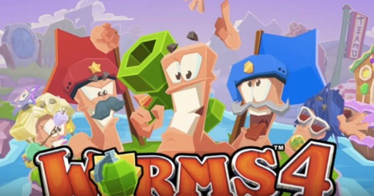 Descargar Worms 4 para Android