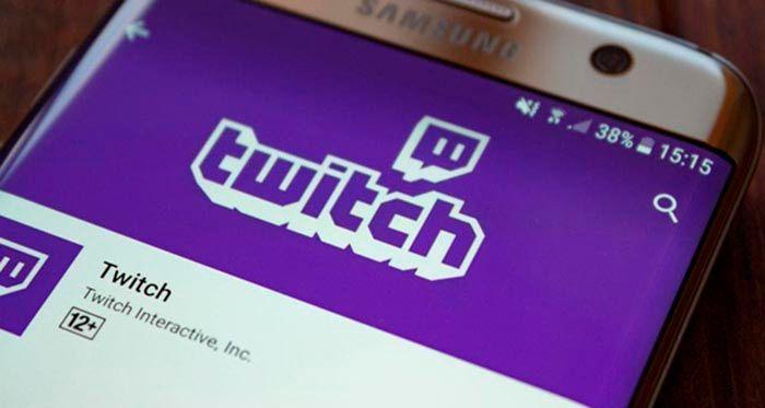 Descargar aplicacion de Twitch