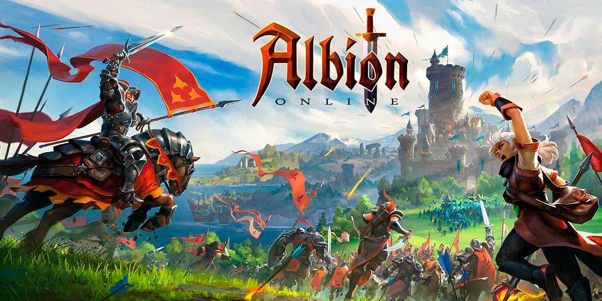 Descargar el APK de Albion Online Android