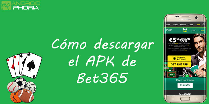 Descargar el APK de Bet365