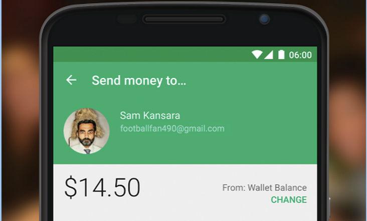 Descargar el nuevo Google Wallet para Android
