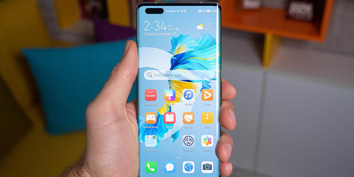 Descargar fondos de pantalla Huawei Mate 40