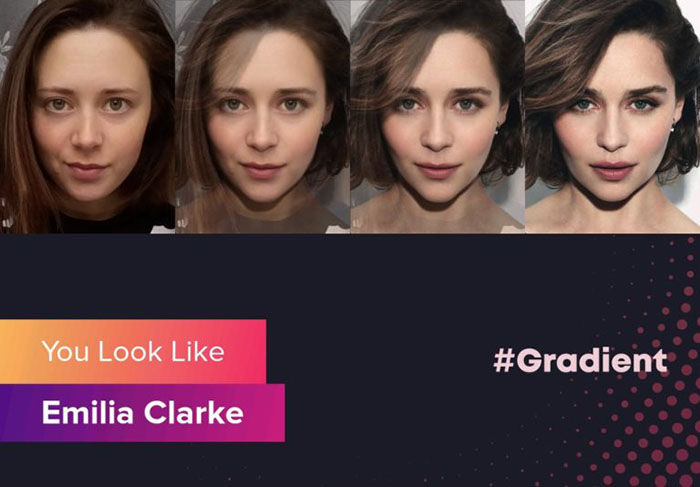 Descargar gradient You Look Like Android