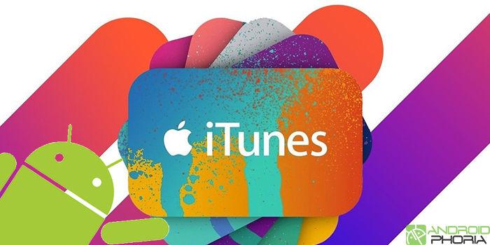 Descargar iTunes para Android