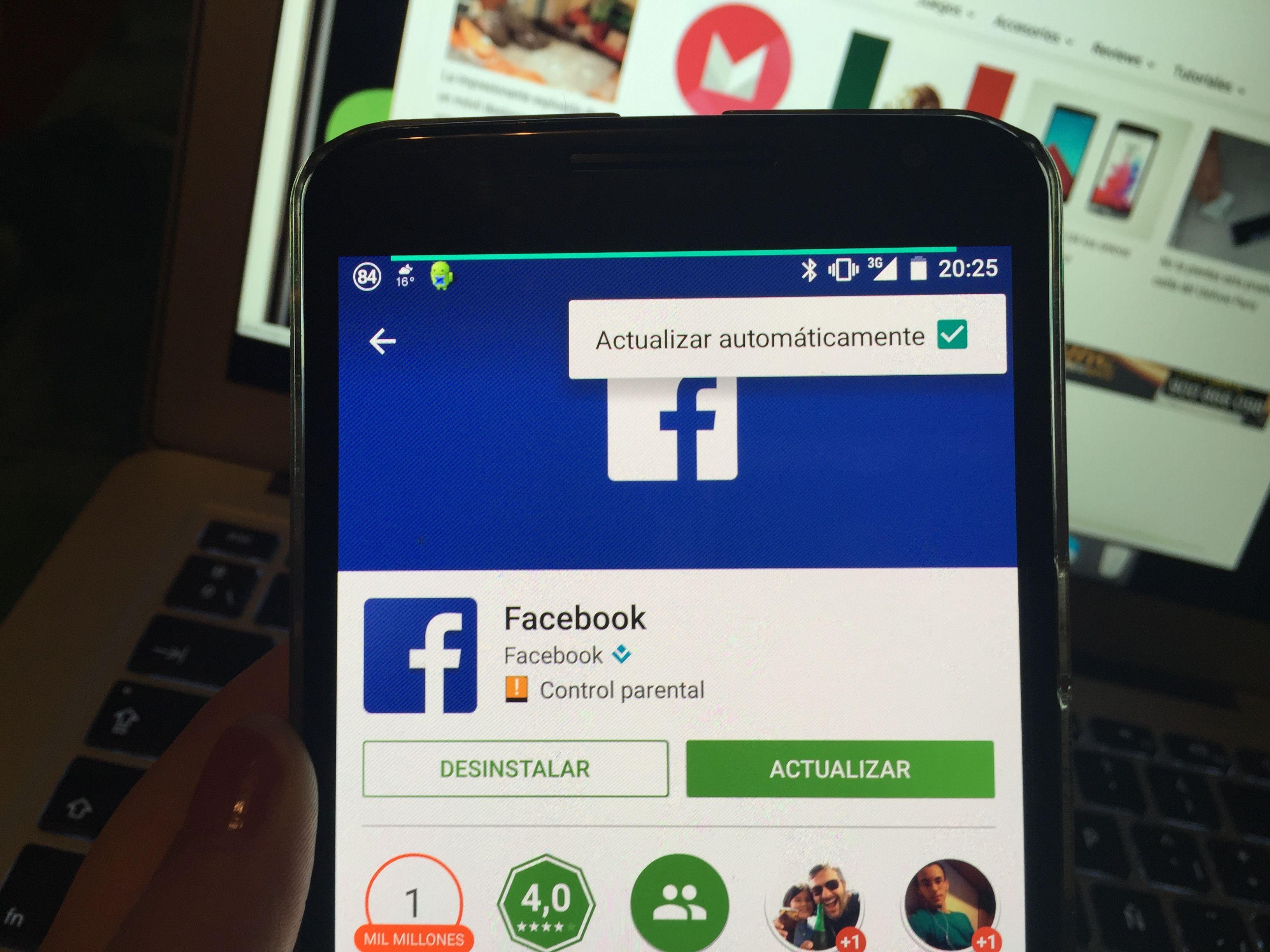 abrir facebook lite desde google
