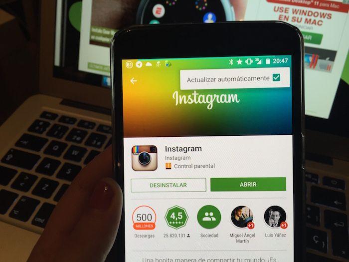 Cómo conectar mi cuenta de Instagram a Facebook