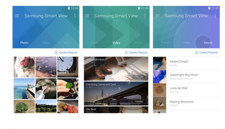 Descargar la última versión de Samsung Smart View para cualquier Android