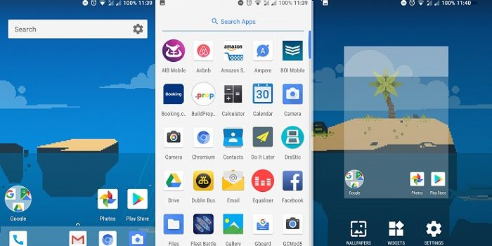 Descargar launcher Android One