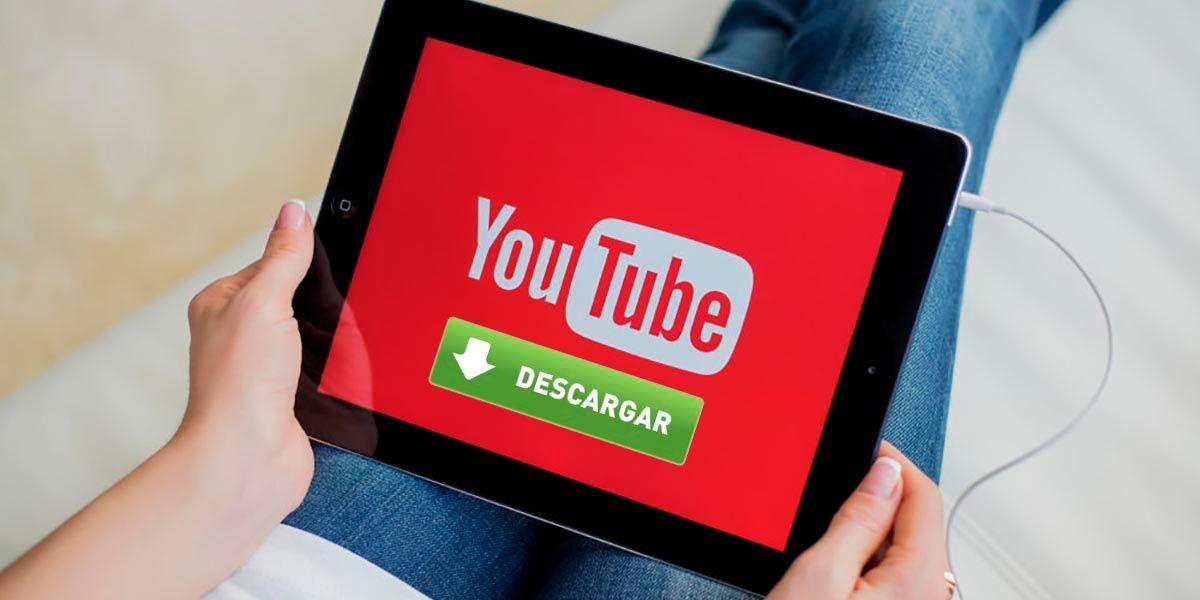 Descargar videos de YouTube oficialmente sin usar aplicaciones