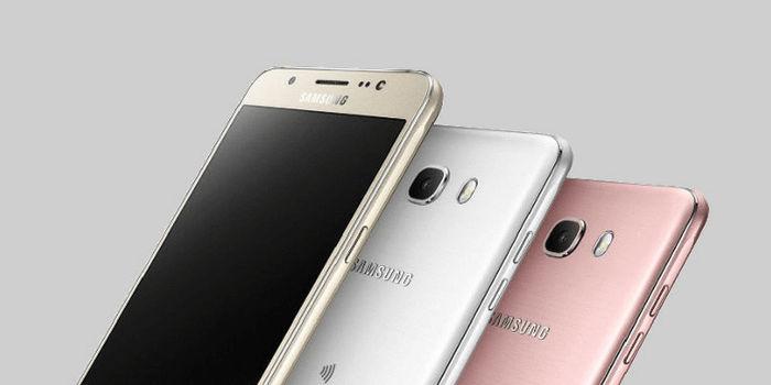 Samsung Galaxy J7 Max colores