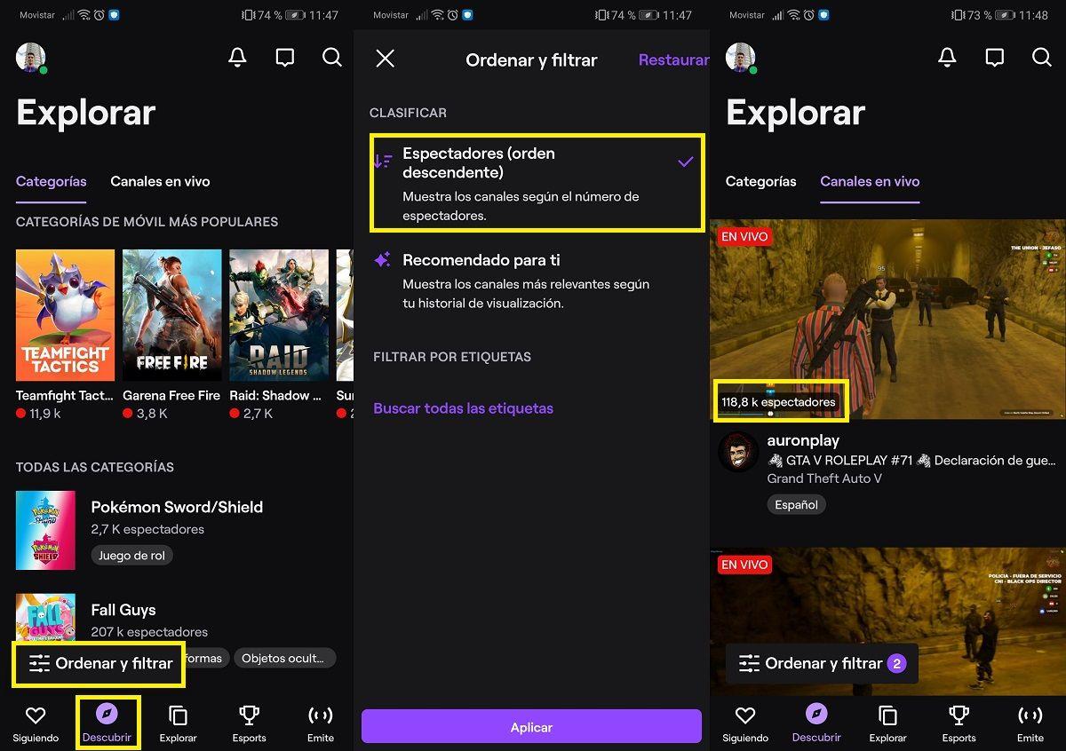 Descubre los streamers mas populares del momento Twitch
