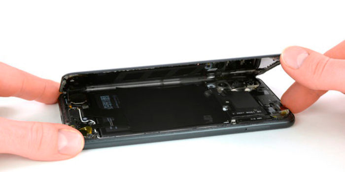 Desmontar el Huawei P20 Pro