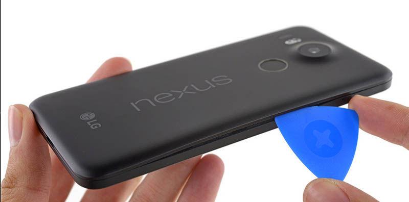 Desmontar el Nexus 5X
