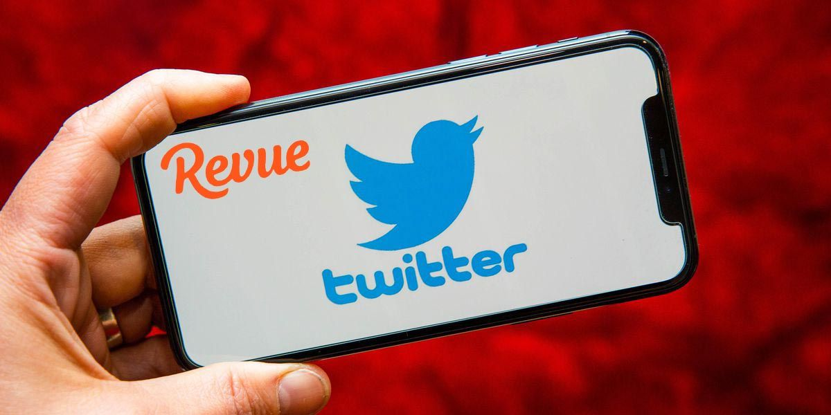 Desuscribirse Revue Twitter