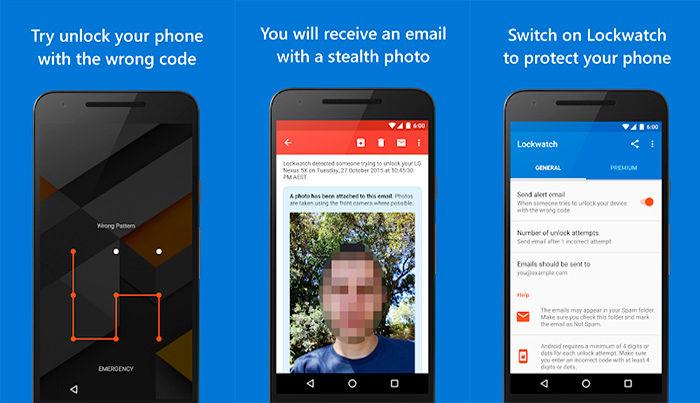 Detecta sin desbloquearon tu movil Android