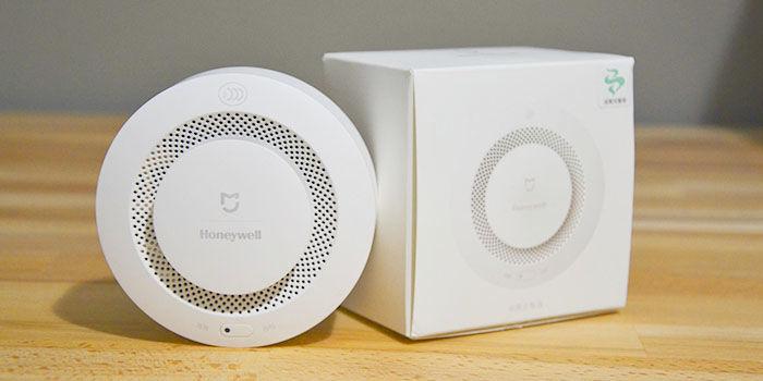 Detector de humos Honeywell