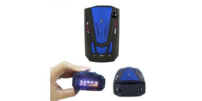 Detector de radares barato y eficaz
