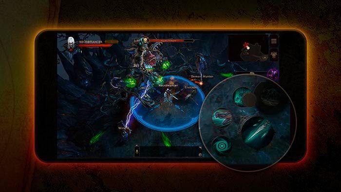 Diablo Inmortal requisitos para jugar en Android