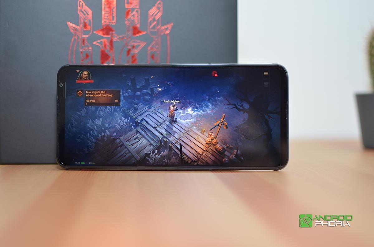 Diablo en RedMagic 6 Pro